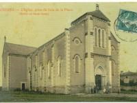 Béruges - Eglise