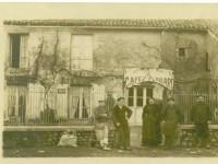 Béruges - Café de la Place