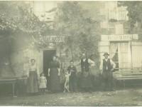 Béruges - Café Moine