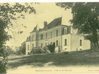Béruges - Château Epinay