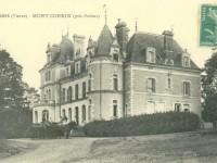 Béruges - Château Montcorbin