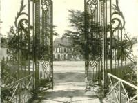 Béruges - Château de la Raudiere