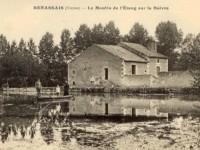 Benassais - Moulin de l'étang