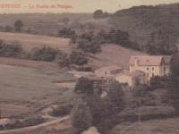 Béruges - Moulin du temple, env. 1906