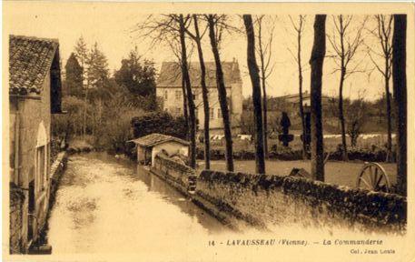 Lavausseau - La Commanderie