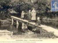Lavausseau - Passerelle de Chevaufeu