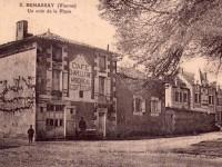 Benassay - La place