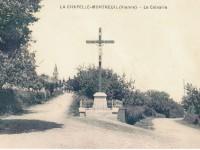 La Chapelle Montreuil - Le calvaire