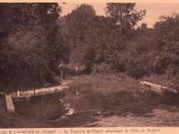 Lavausseau - La fontaine de fleury