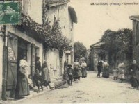 Lavausseau -  Grand'rue