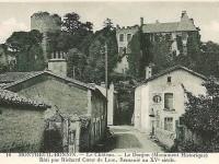 Montreuil Bonnin - le château